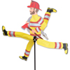 23 in WhirliGig Spinner - Running Fireman