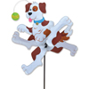 19 in WhirliGig Spinner - Running Dog