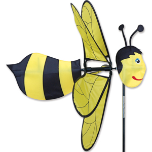 24 inch Flying Bee Garden Spinner