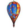 """Hot Air Balloon Wind Spinner Patriotic 26/"""" Large Colorful # 25918"""