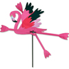 17 in WhirliGig Spinner - Running Flamingo